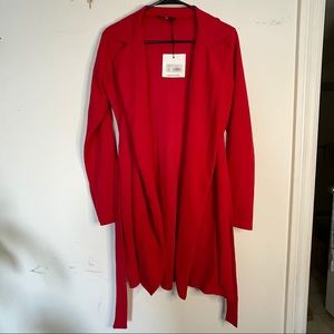 MISGUIDED - RED BLAZER - SIZE 10 - NWT